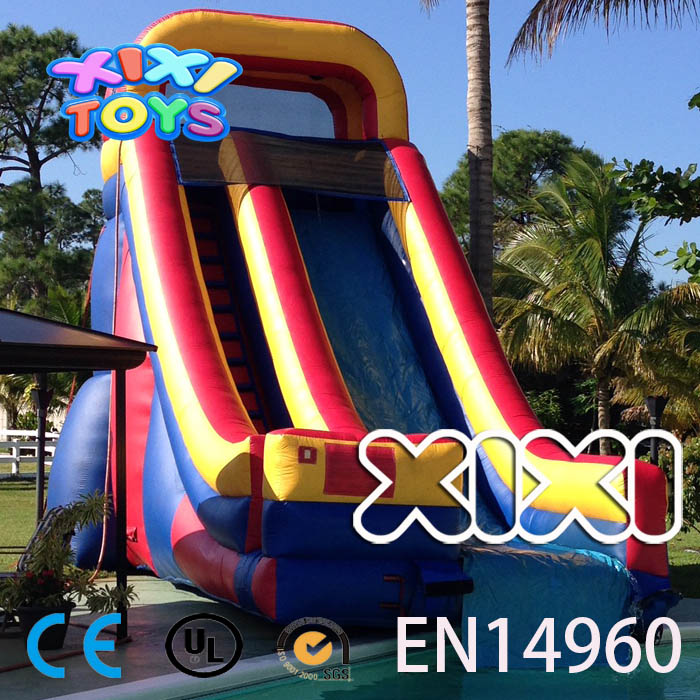 inflatable pool slides for inground pools inflatable pool slides for inground pools suppliers and manufacturers at alibabacom - Inflatable Pool Slide