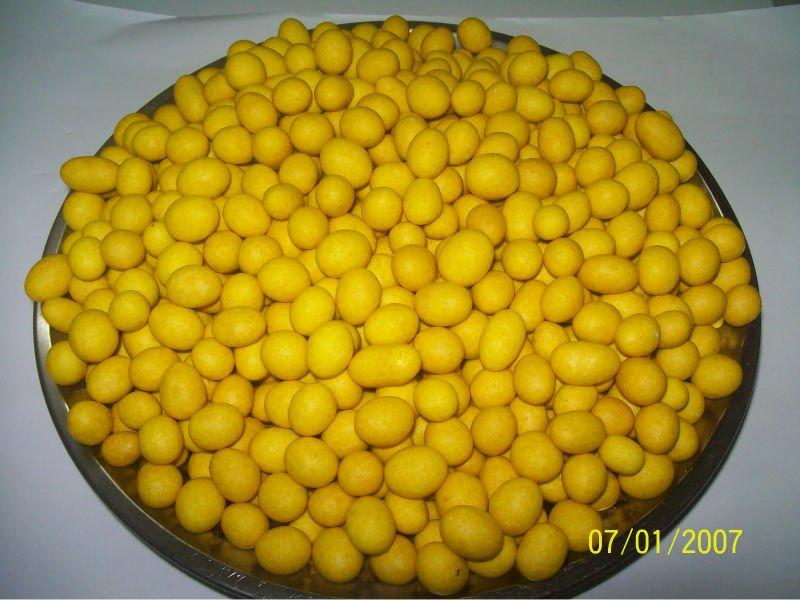 Kacang Kuning Telur