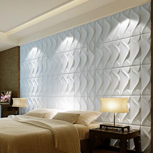 Acoustique Salon Intérieur Panneau Mural Intérieur Acoustique