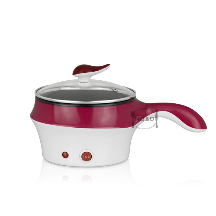 Cheap Wholesale Picnic Portable Multifunction Non Stick Pan with Steam Layer