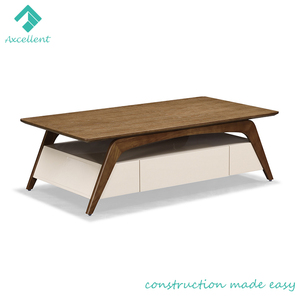 Home furniture wooden center table luxury dining room furniture