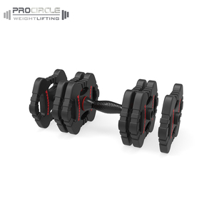 Home Gym Muscle Training Adjustable Dumbbell