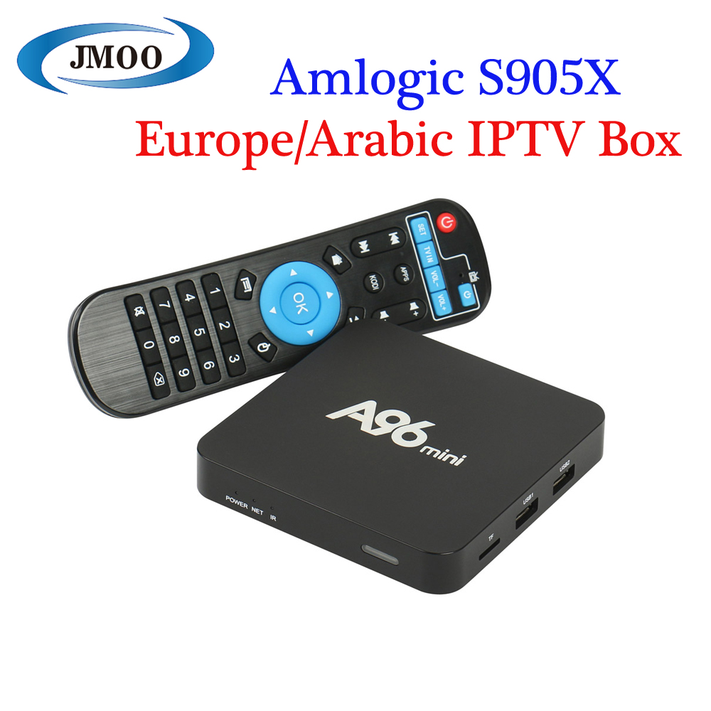Wholesale Factory price ,with 1year QHDTV iptv account amlogic S905x quad core hd digital <strong>set</strong> top <strong>tv</strong> <strong>box</strong> UK EU arabic iptv <strong>box</strong>