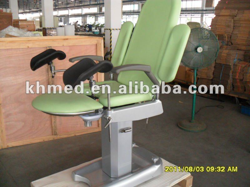 DH-S102B Medical equipment Gas spring gynecology examination chair