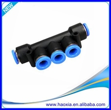 Hot Sale Plastic Quick Connect Tube Pneumatic Push Fitting With PK