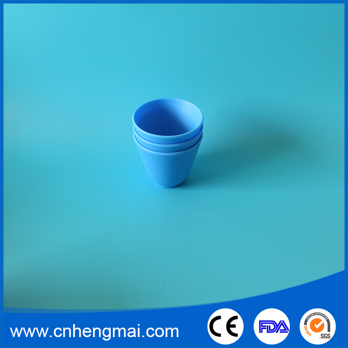 Wholesale Dental Rubber Bowl Plaster Mixing Bowl Alginate Mixer Bowl With Cheap Price