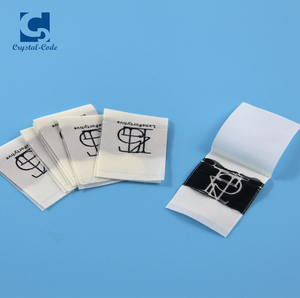 Superfine Lowest price garment woven label