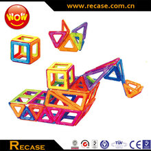 Baby Toys Plastic Magnetic Construction Building Toys Educational Blocks Plastic Assembling Building Blocks Plastic Toy