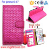products made in china wallet case cell phone cases for iphone 6 new cases