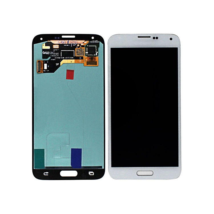 Power saving OLED digitizer for Samsung Galaxy s5,LCD and touch screen assembly for Samsung s5