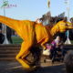 KAWAH Promotional Popular Carnival Artificial Dinosaur Costume Made In China