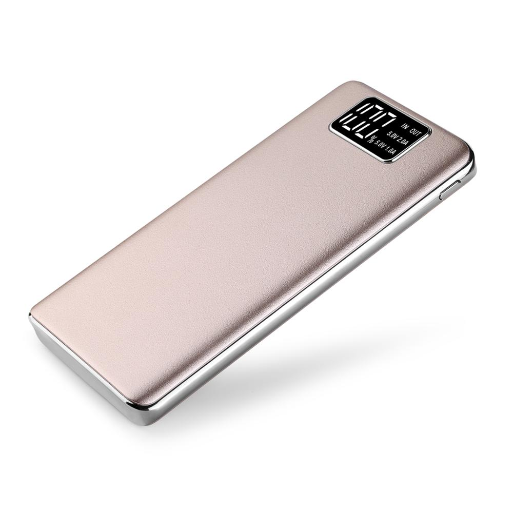New Cheap OEM 10000mah power bank,mobile power supply,portable battery charger with dual usb and flashlight