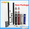 Christmas gift Sub Two 60W free no flame e cigarette sample refills