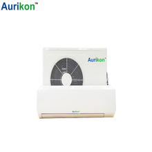 solar powered air conditioner split ac unit 12000btu ~ 24000btu full dc solar air conditioning