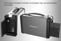 CE/RoHS/FCC/ IP65 12v 50Ah li-ion polymer battery solar system 500watt for educational institution