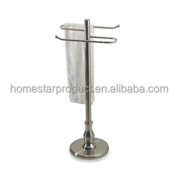 Floor Standing S Style Towel Holder
