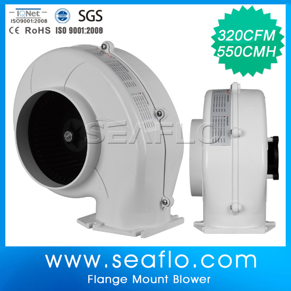 Electric Fan DC High Flow Fans Centrifugal Blower Ocean Marine Blowers