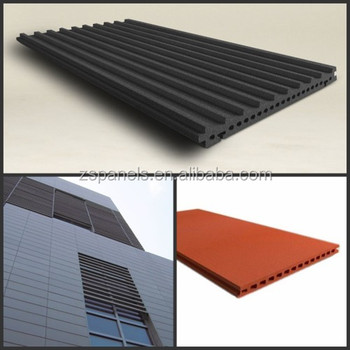 Tile For Exterior Glazed Cladding Panel Dry Wall Systems Green Walls Ceramic