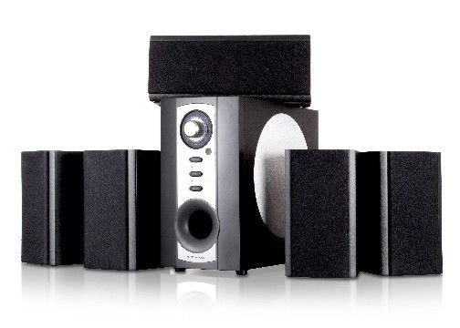 5.1 Home theatre speaker with USB/SD Card Reader