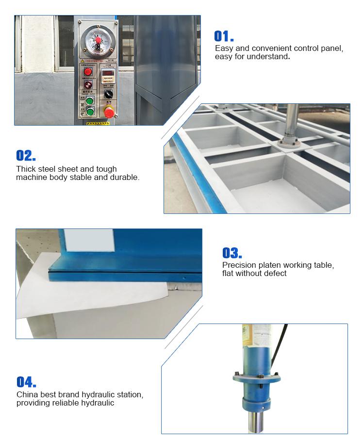 Hydraulische Koude Druk voor Houten deur/Meubels Hout Persmachine