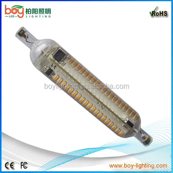 Silicio retrofit lampada dimmerabile 5w 10w 12w 78mm 118mm for Lampada led r7s 118mm dimmerabile