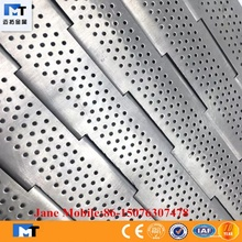 Add to CompareShare Heavy duty slat belt for packing machine,boating machine 304.316 stainless steel flat plate conveyor belt