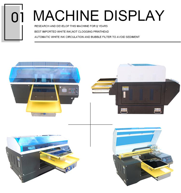 Cheapest Diy Inkjet Digital Dtg T-shirt Printer For T-shirt