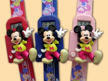 fotos oficiales d748d 071b1 Mickey Mouse Digital Watch - Buy Watch Product on Alibaba.com