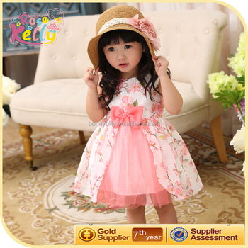 2016 China Summer Latest Wholesale Baby Dress Cutting,Baby Girls ...