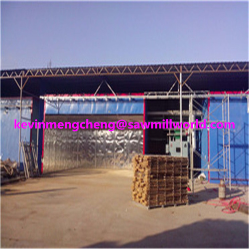 100 CBM Wood Drying Kilns For Sale Timber Wood Kiln Dryer Sale