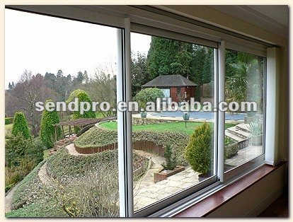 Sliding Window Aluminium Joinery for Construction