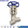class 4500 water 1/2 inch pn16 globe valve Y pattern with advantage price