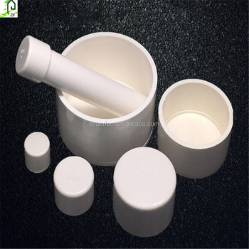 1 2 4 PVC End Cap For Plastic Pipe With