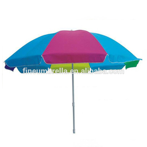 Promotion beach sun parasol bali advertising umbrella