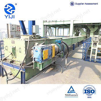 Professional mineral industry enmasse chain conveyor
