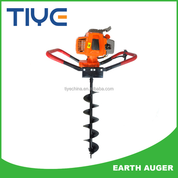 manual earth auger price in india