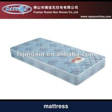 Dormitory or hotel furniture mattress with bonnell spring