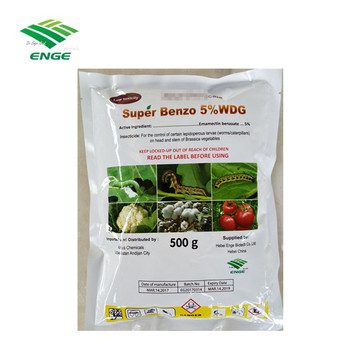 China manufacturer supply emamectin benzoate 5% WG 5%WDG insecticide