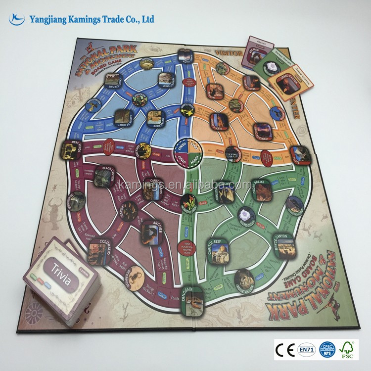Wholesale Board Games, Catan Board Games, Race Card Board Game