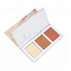 High quality highlighter makeup different color options highlighter face use highlight