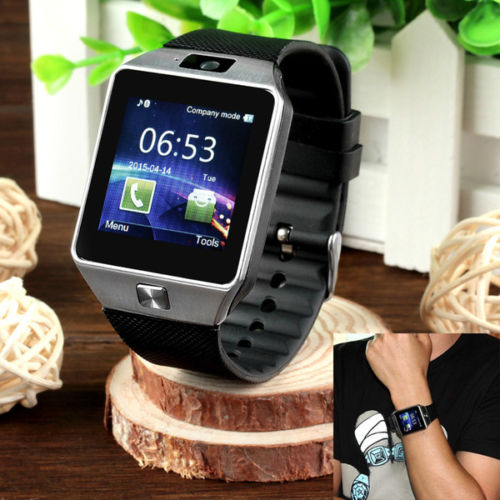 2017 Bluetooth DZ09 Smart Watch For hand watch mobile phone