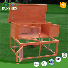 Commercial Rabbit Cages Plastic Rabbit Hutch Trays For Sale