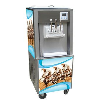 Liquid nitrogen ice cream machine price/ home ice cream machine