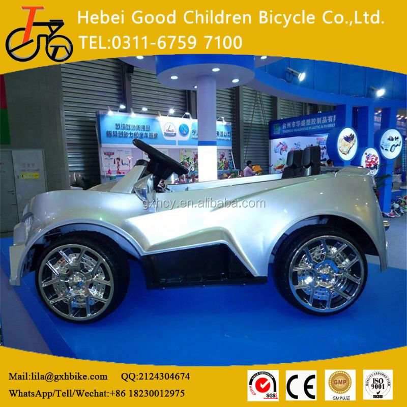 Emulational ride on toy car,remote control baby electric car