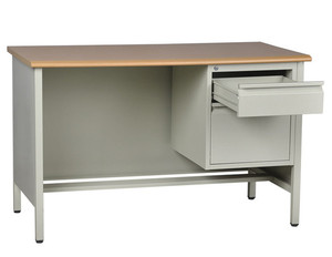 Hot sale used metal office desk small size metal frame office desk