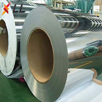 0.3 mm thickness BA surface 201 cold roll stainless steel coil
