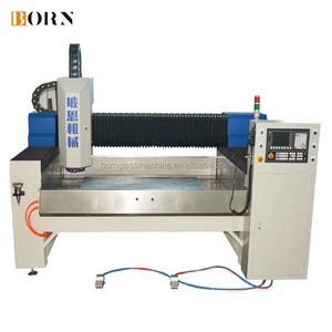 Hot Sale High Speed CNC Car Glass Edging Machine