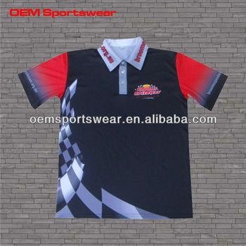 a31a2be29 Custom Moisture Wicking Racing Car Shirts - Buy Moisture Wicking ...