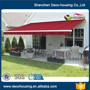 Top quality cheap garden awning