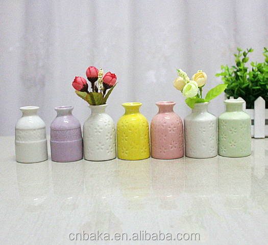 small round Ceramic bottles aroma reed diffuser bottle for aromatherapy and perfume,Ceramic aromatherapy essential oil diffuser